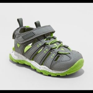 NWOT Cat&Jack Toddler Boys Hiking Sandals